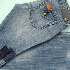 MEK USA DNM Jeans